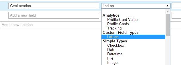 Custom Data Type